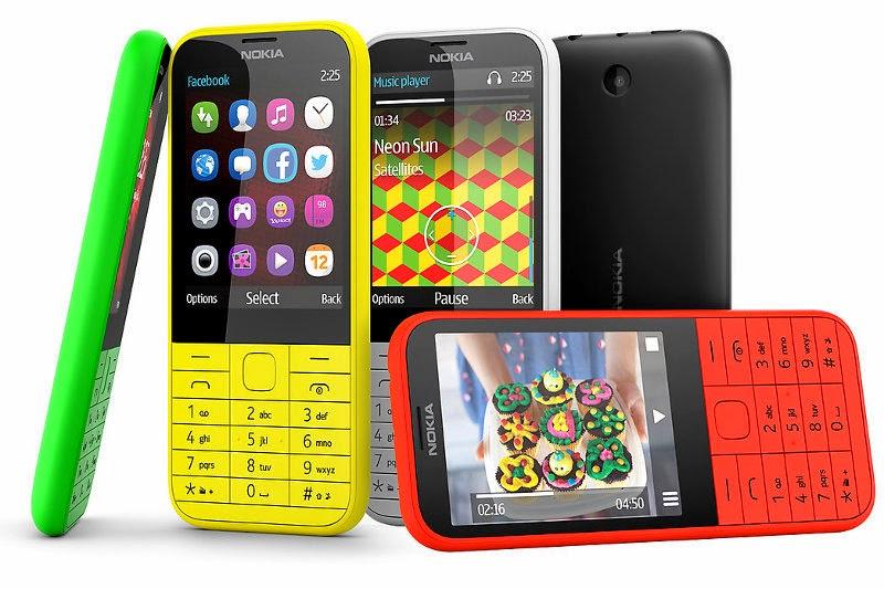 Nokia 225 Phone