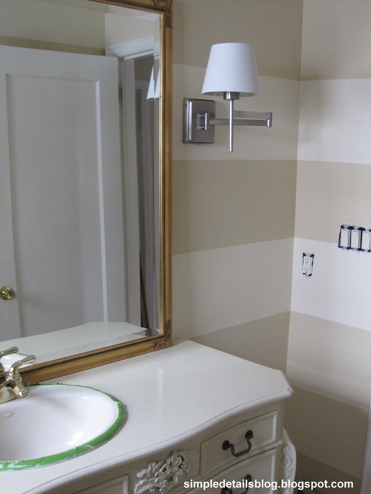 simple details one room challenge week 4