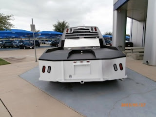 Custom Ordered Flatbed New Ford F350 F450 F550 Chassis in Stock and