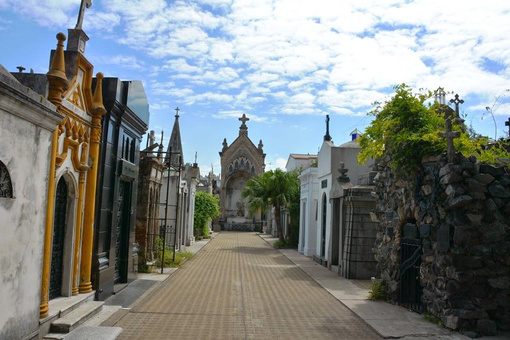 La Recoleta Cemetery Buenos Aires
