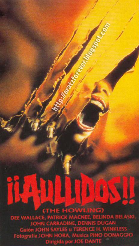 Aullidos, the howling, Joe Dante, Dee Wallace, Dennis Dugan