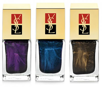 YSL The Black Collection Fall 2011 Makeup