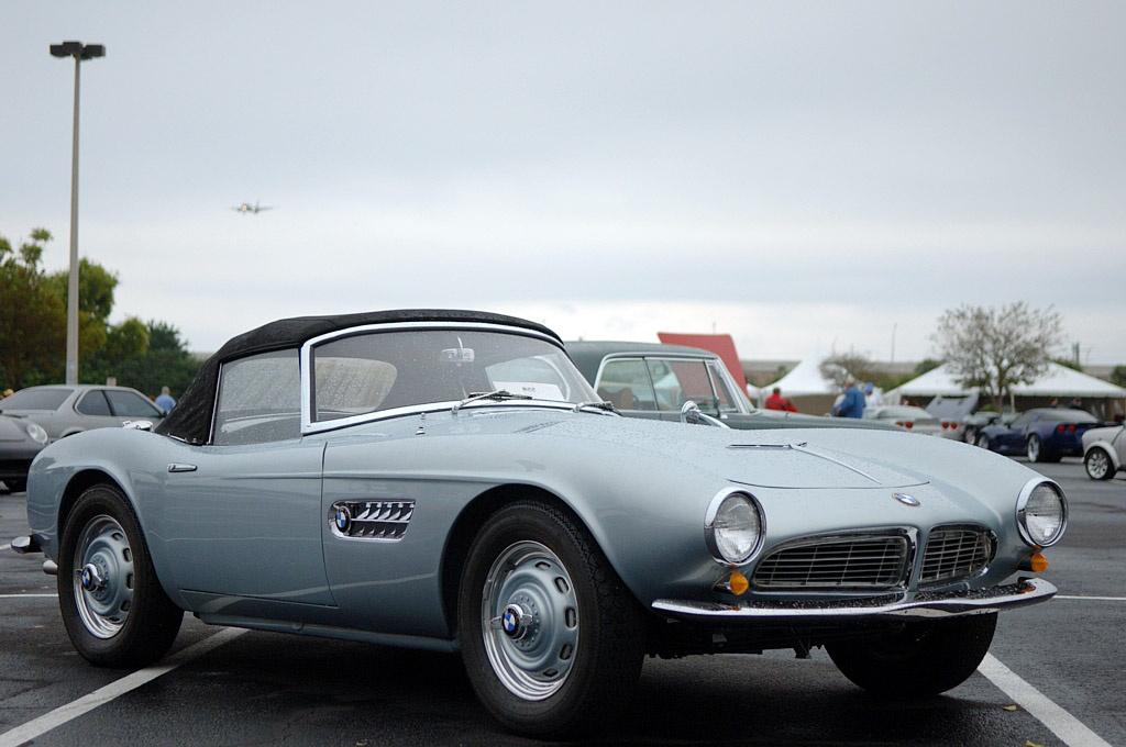 OLD SCHOOL CARS: 1957 BMW 507