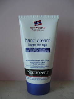 "Krem do rąk Neutrogena ""Norwegian Formula"" + zakupy!"