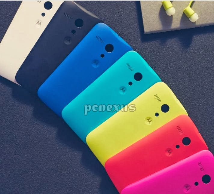 colored back panels for moto g