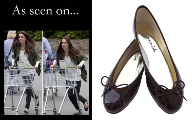 Duchess Kate Kate Loves Shoes Part 2