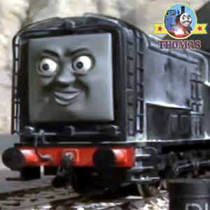 diesel from thomas and friends - photo #24