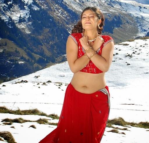 Siya Goutham photos in Red Saree