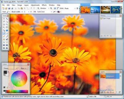 Aplikasi Edit Foto/Picture Terbaik dan Gratis