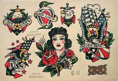 Tatuajes Vieja Escuela tatuajes. 4esob: tatuajes vieja escuela