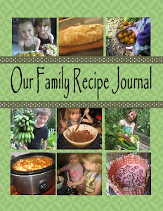 My Family Recipe Journal