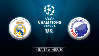 Real Madrid-vs-Copenhague-en-vivo