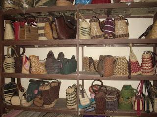 bag handicraft