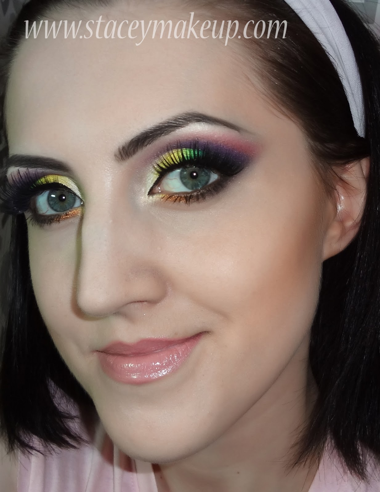 spring look witht tutorial