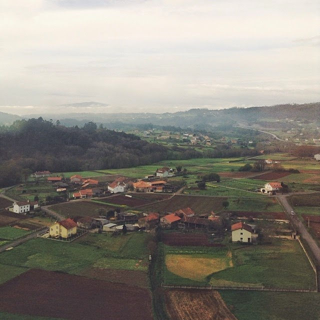 Galician countryside