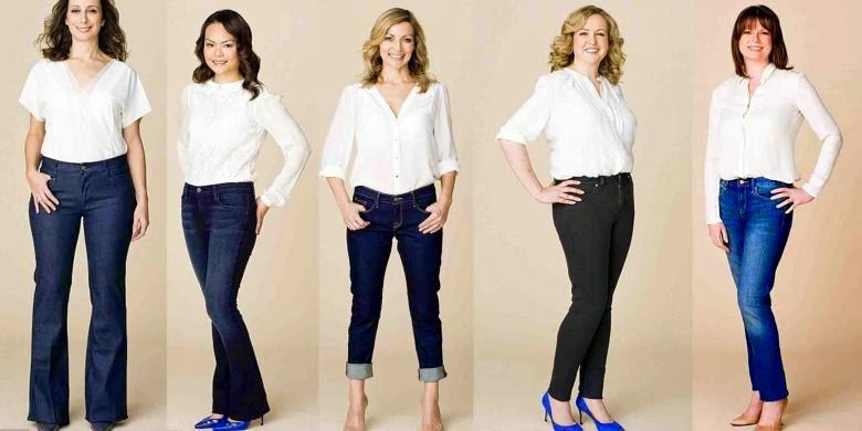 7 Panduan Belanja Celana Jeans yang Sesuai untuk Tubuh