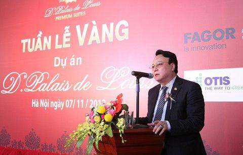 Tổng giám đốc Tân Hoàng Minh group.