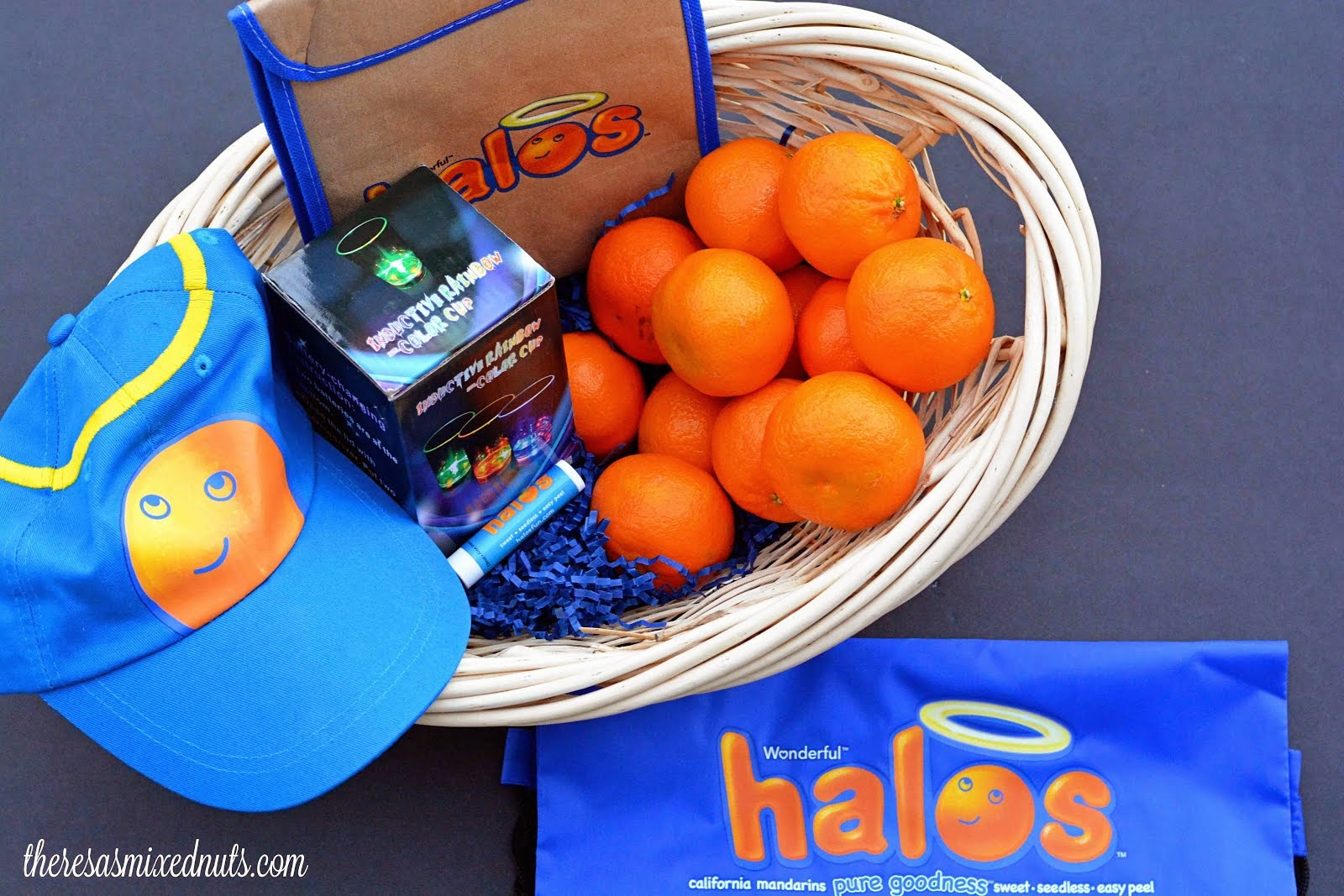 Enter to win Wonderful Halos Prize Pack
