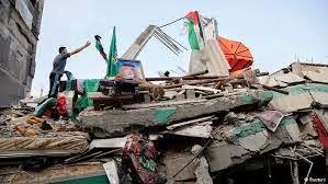Israel Umum Gencatan Senjata Sementara Di Gaza