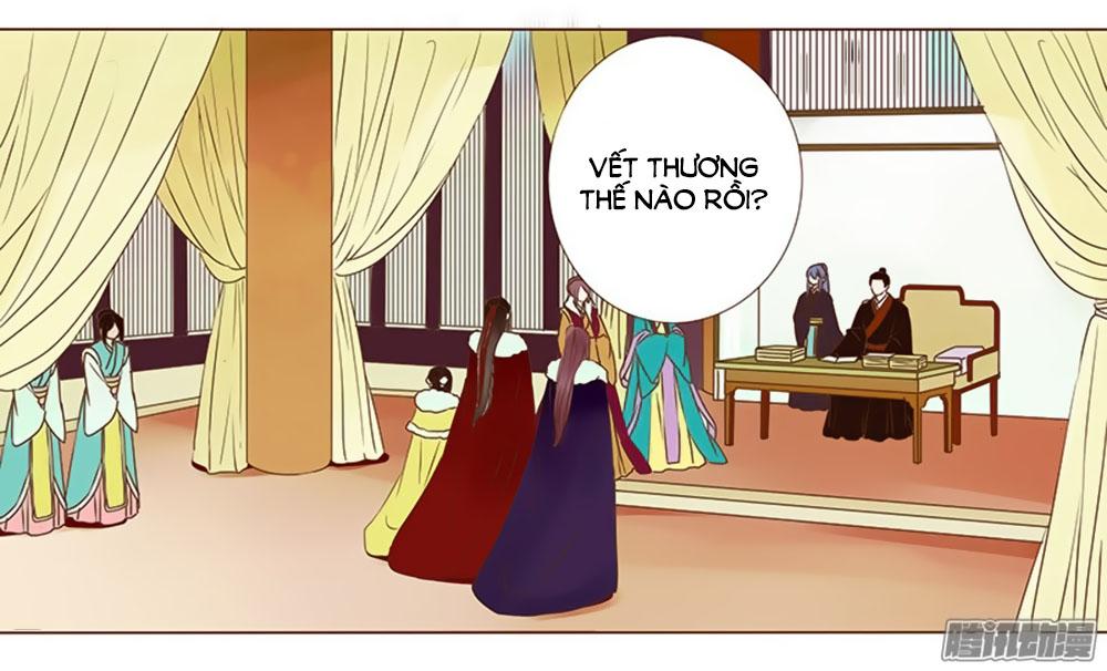 Đế Vương Trắc Chapter 46 - Hamtruyen.vn