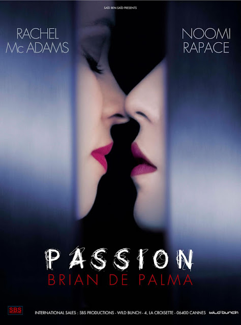 Passion (2012) - 'Official Poster'