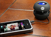 Rechargeable Pocket Speaker System $9.99 + FS