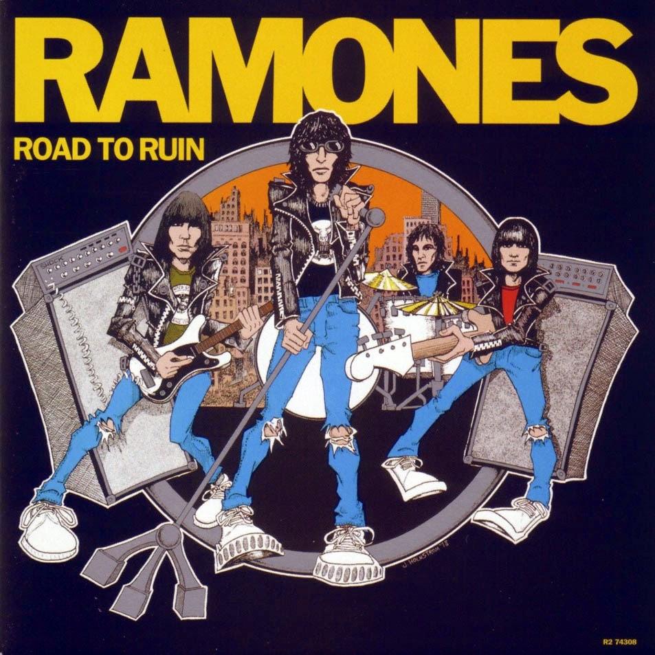 Suplemento Especial Ramones 1974-2014 Que (no) descansen en punk