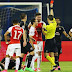 Wenger says Giroud red card unlucky