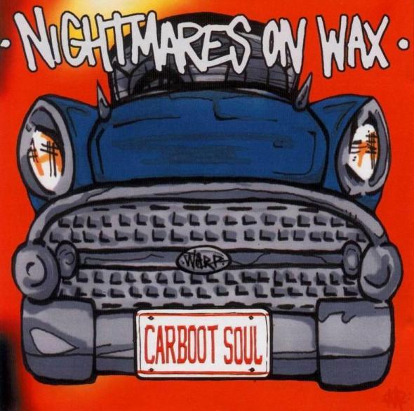 Nightmares On Wax - Wax On Records