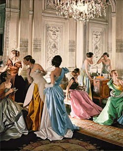 Michael Ovitz - Charles James gowns