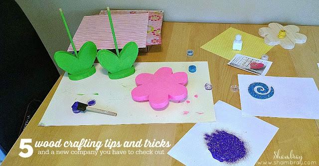 wood crafting, tips, tricks