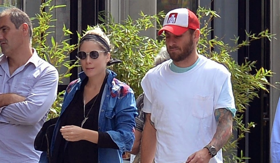 Daniele De Rossi with beautiful, Girlfriend Sarah Felberbaum
