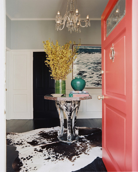 D cor de provence make an entrance for Foyer rugs decorating
