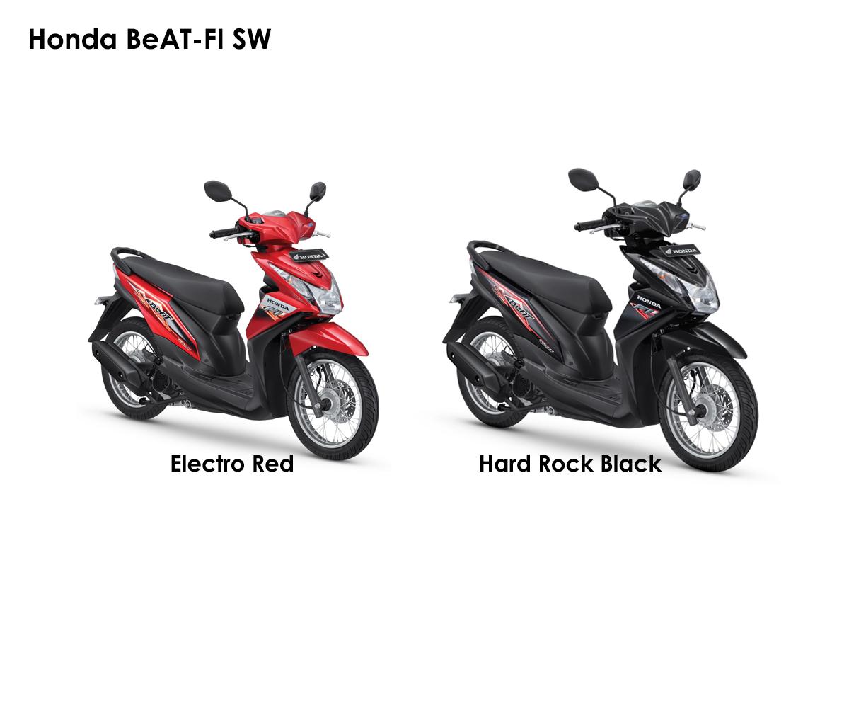 Motor Honda BeAT Terbaru Dengan Teknologi PGM-FI