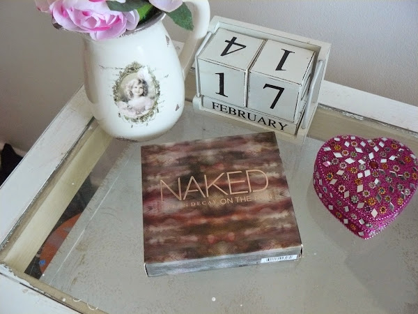 New obsession: Urban decay naked on the run palette.