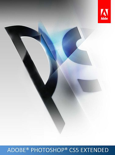 Adobe photoshop cs5 extended software