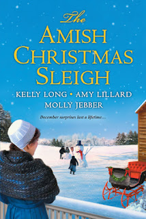 Heidi Reads... The Amish Christmas Sleigh by Kelly Long, Amy Lillard, Molly Jebber