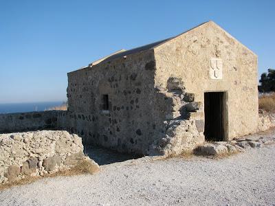 Aghios Nikolaos Church Antimachia