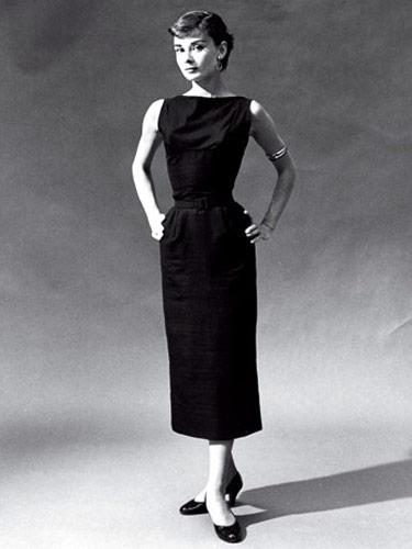 Cheap Wedding Gowns Online Audrey Hepburn StylesBlack Evening Gowns