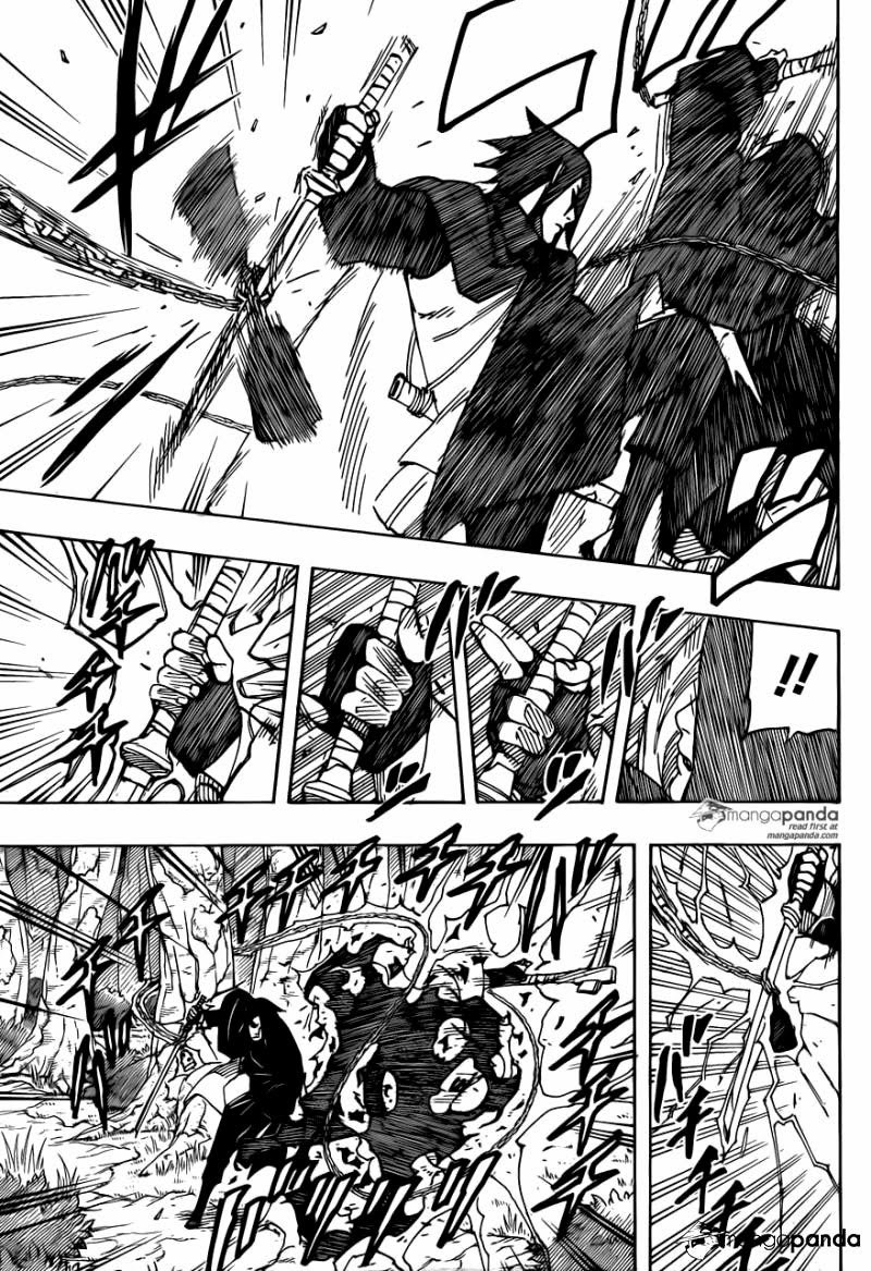 Naruto Gaiden – Hokage Đệ Thất chap 2 Trang 4