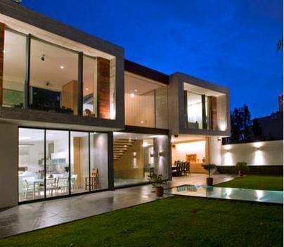 Fotos de terrazas terrazas y jardines fotos terrazas de for Imagenes de techos de casas modernas