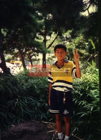 Foto Foto Lee Min Ho Masa Lalu atau Masa Kecil