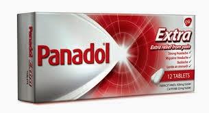 PANADOL EXTRA (Paracetamol/Parasetamol dan Caffeine)