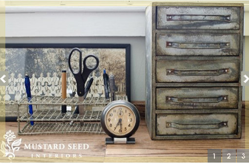 Miss mustard seed and decor steals the country chic cottage for Decor steals