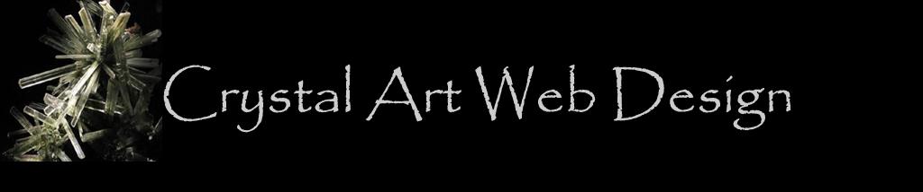 Crystal Art Web Design
