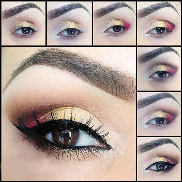 Youtubeuses How To Do Eye Makeup For Brown Eyes