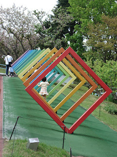 child-friendly public art