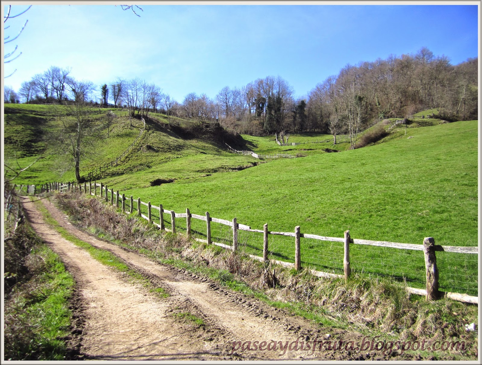 Mis paseos por Asturias: marzo 2015
