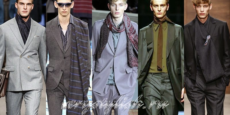 Men's Business Fashion Style in 2015