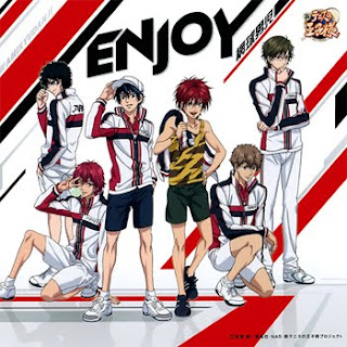 Shin Prince of Tennis ED Single - ENJOY